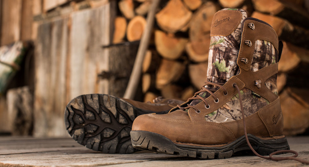 Four Generations of our Iconic Hunting Boot — Danner - Blog