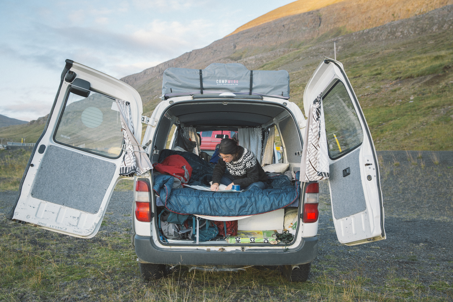 on the road in iceland — danner - blog