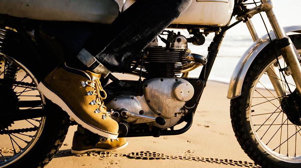 Danner Motorcycle Boots - Yu Boots