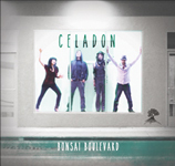 Bonsai Boulevard gets back to their alt-rock / alt-pop roots in their new EP, Celadon. Featuring six new, addictive songs from everything you love about this band: intertwining male and female vocals, cello, and guitar over a driving rhythm section. Recorded live at Bedrock Studios in Los Angeles, this album is sure to bring you joy.