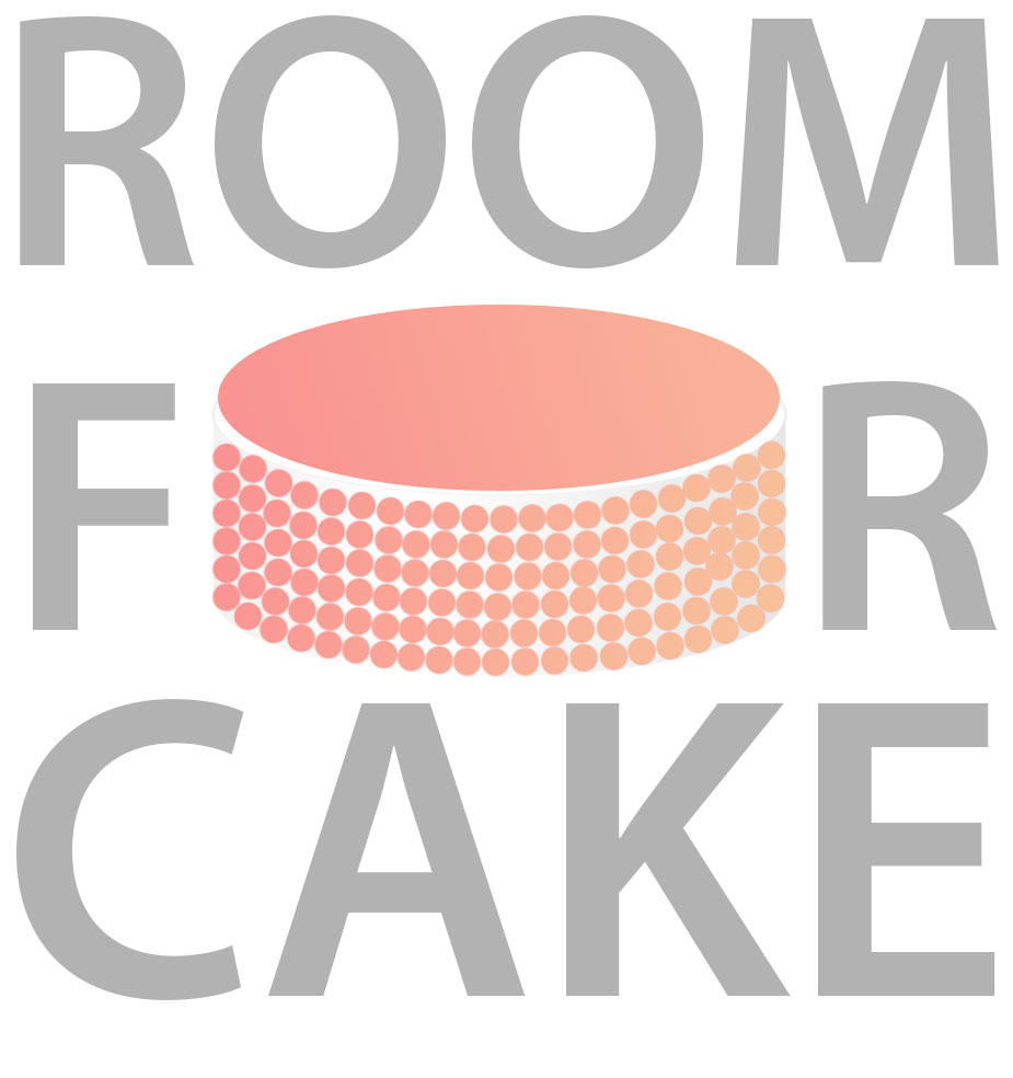 ROOM FOR CAKE