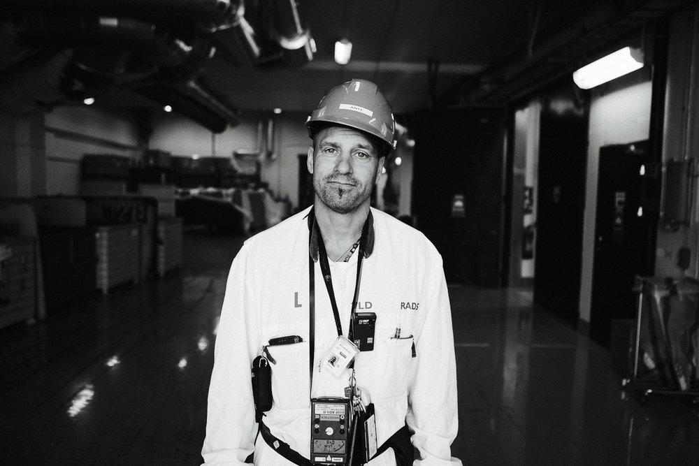 En dokumentation av kärnkraftsverkets nedläggning i Barsebäck
