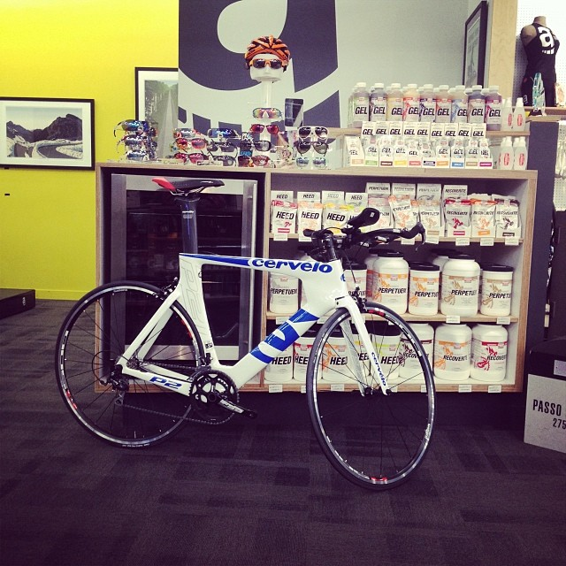 The new @cervelocycles #p2 now in stock.