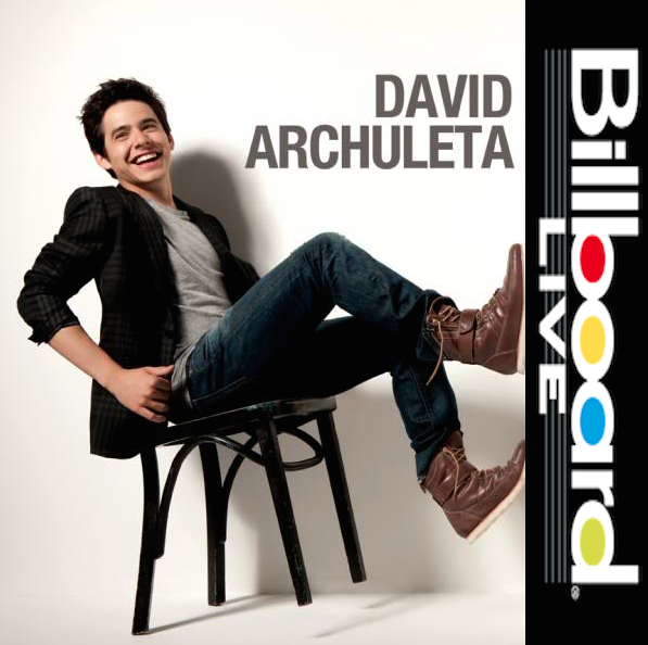 David Archuleta - Billboard Live