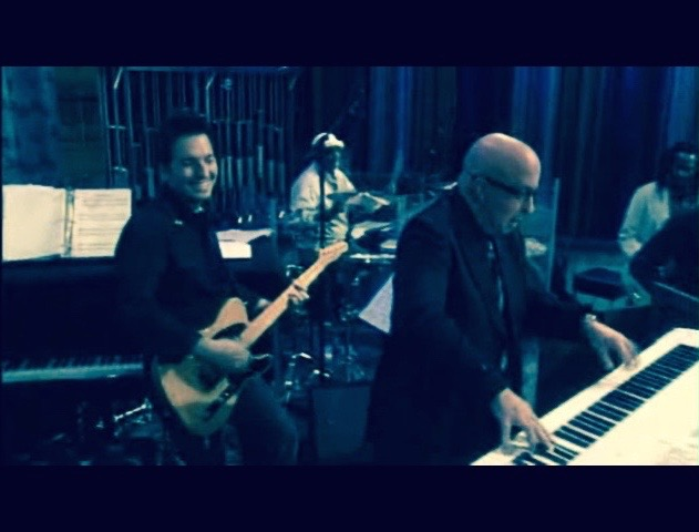 Paul Shaffer & Harvey Mason