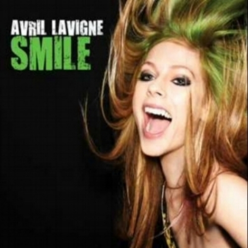 Avril Lavigne - Smile (acoustic single)