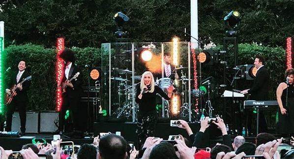 Apple concert
