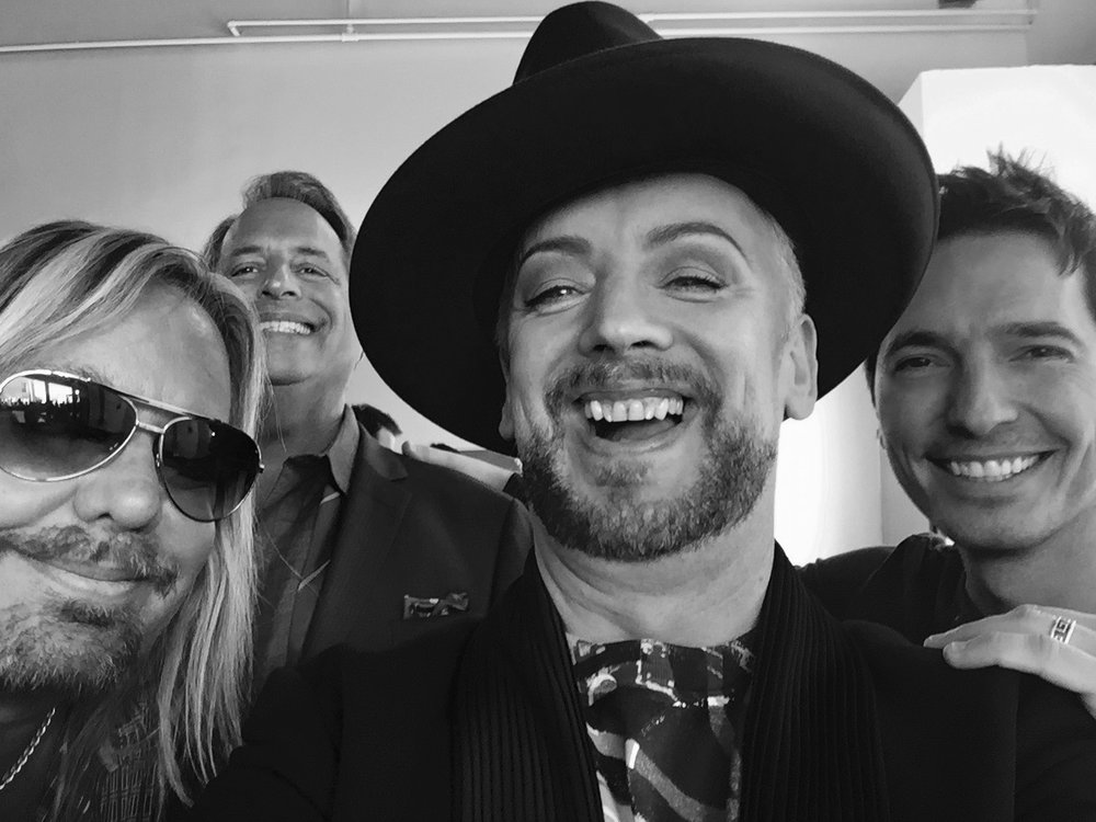 The New Celebrity Apprentice w/ Vince Neil, Jon Lovitz & Boy George