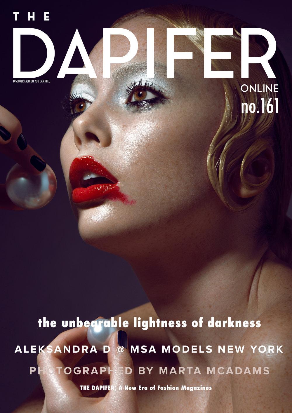 Aleksandra D by Marta McAdams Beauty Editorial - The Dapifer.jpg