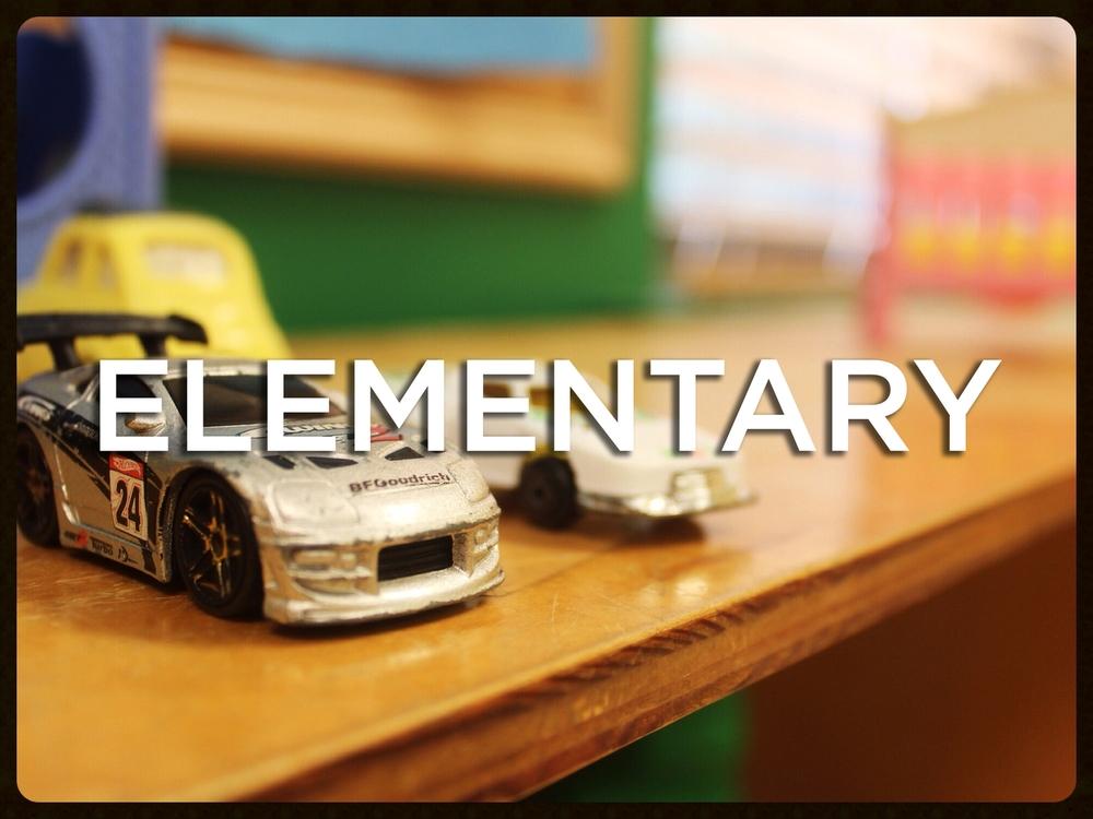 Elementary at Austin Oaks