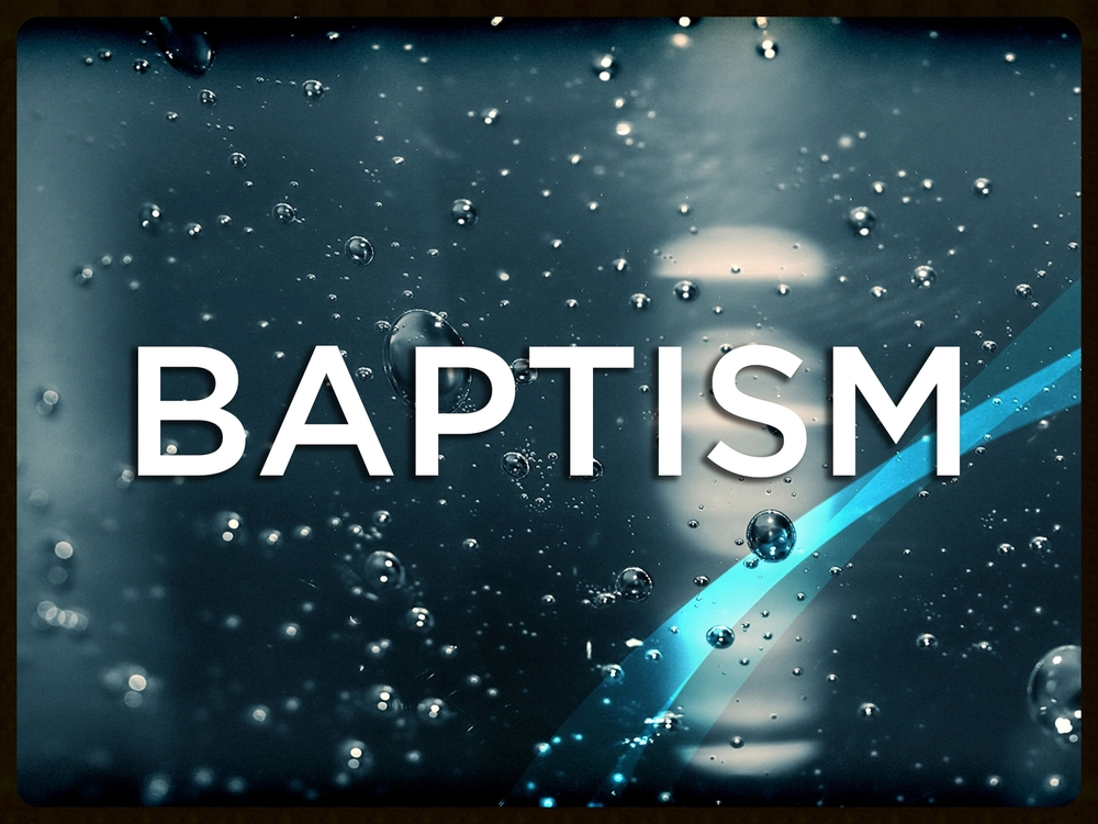 Children's Baptism at Austin Oaks