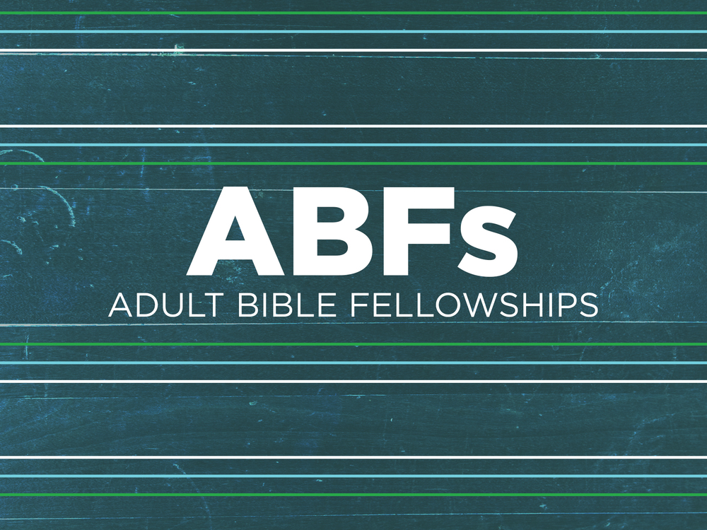 Adult Bible Fellowships at Austin Oaks Church