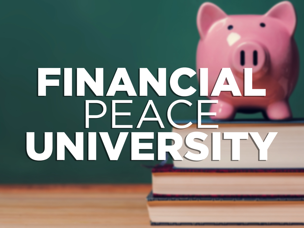 Financial Peace University at Austin Oaks Church