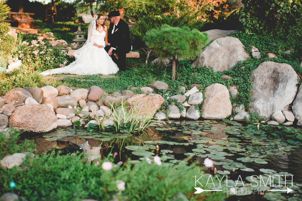 Merveilleux Amarillo Botanical Gardens Wedding Photographer | Jazmin + James