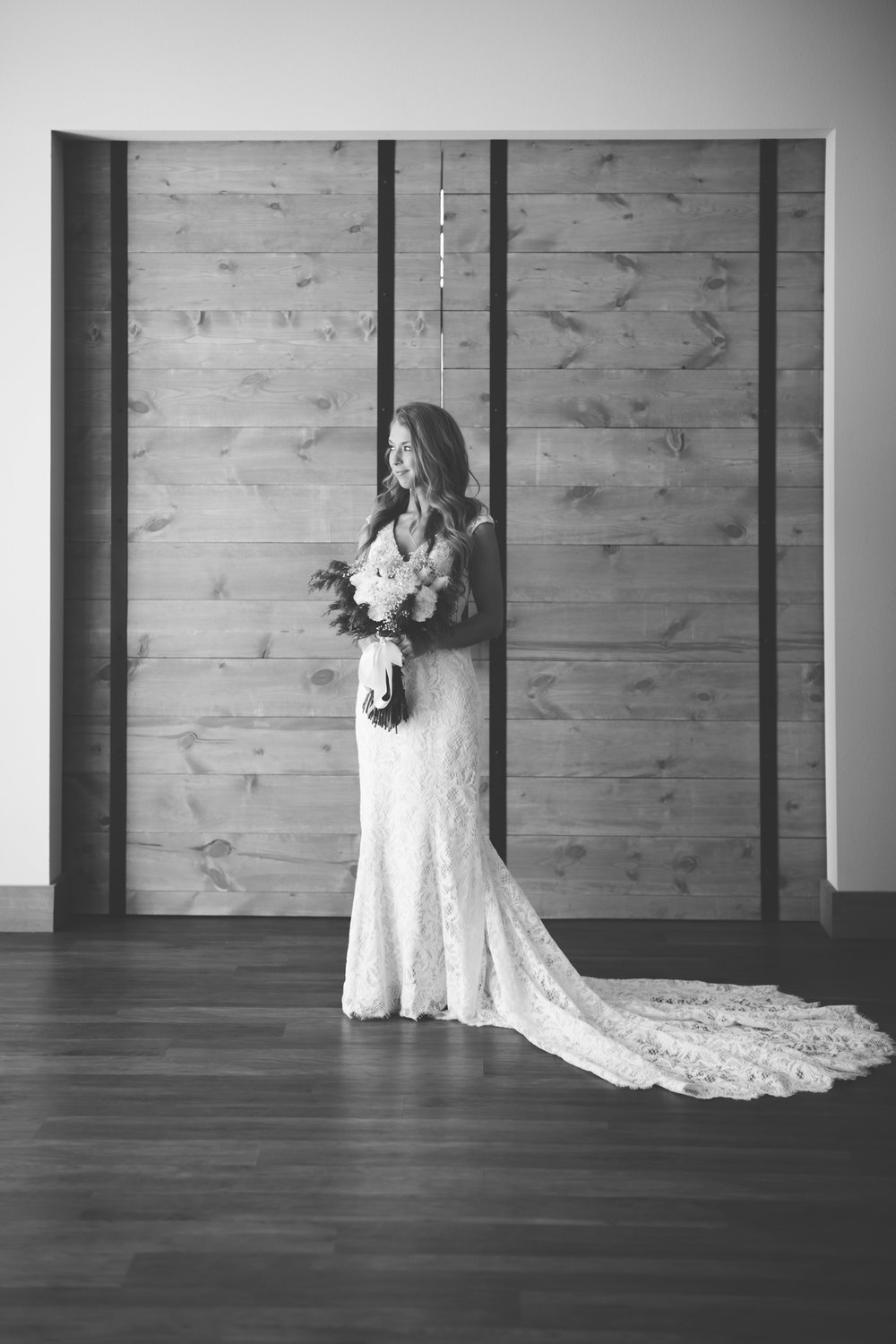 A beautiful morning wedding filled with beautiful morning light.
