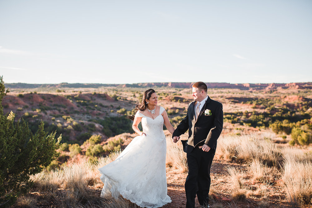 caprock-canyon-state-park-wedding