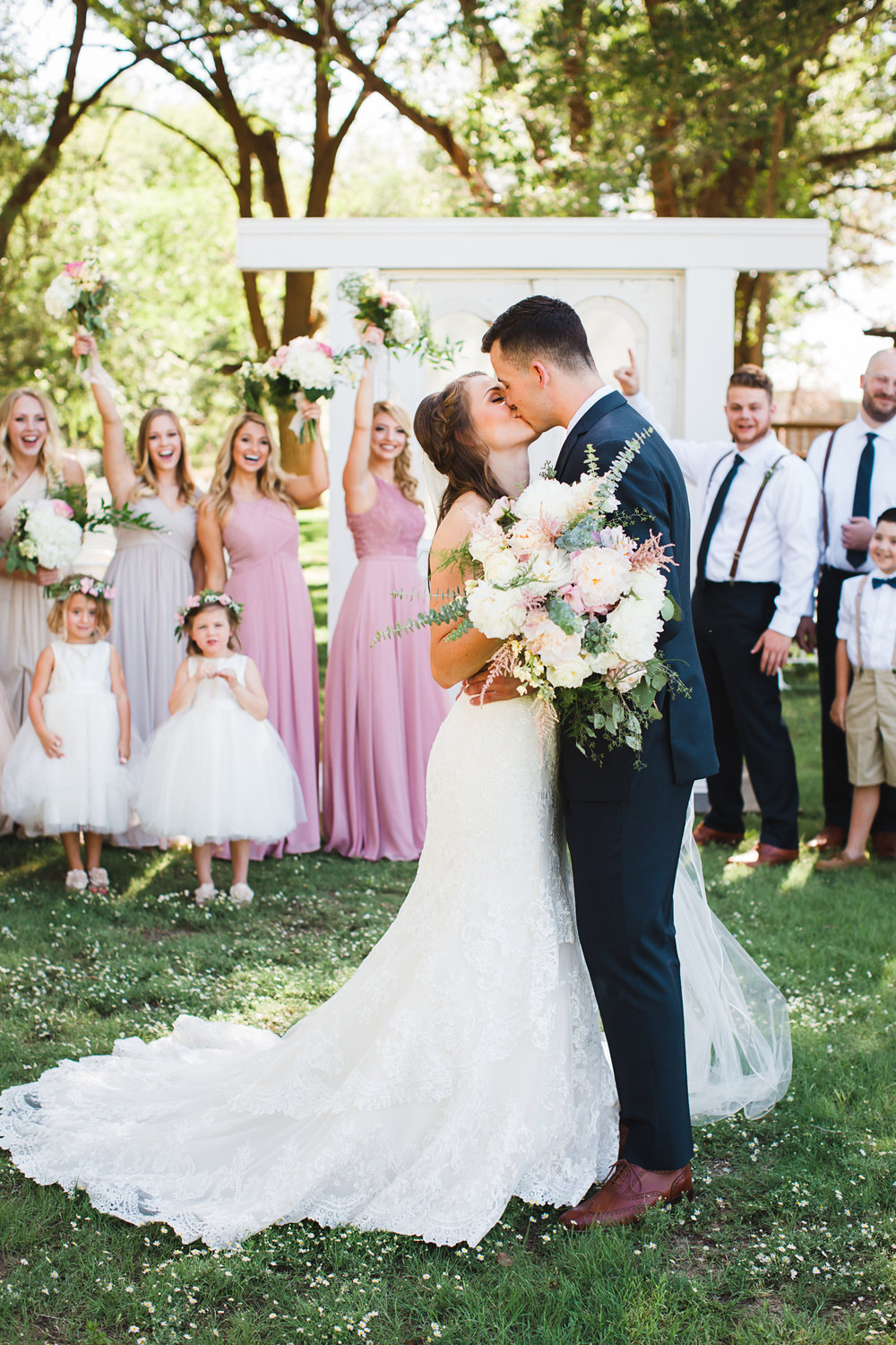 This was such a fun wedding party to work with. It makes all the difference on a wedding day.