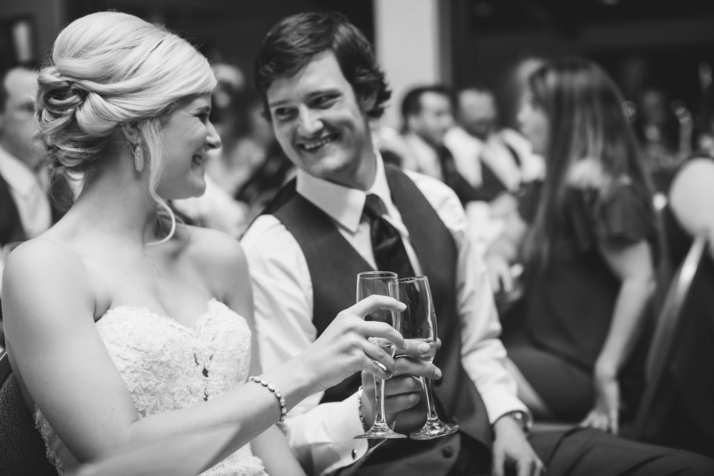 Because I feel that photos can say more than words: all of the images in this post are from a wedding that Mason and I worked at together.