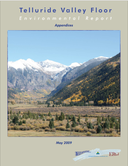 TVF Environmental Report