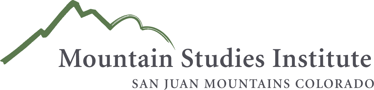 Image result for mountain studies institute logo