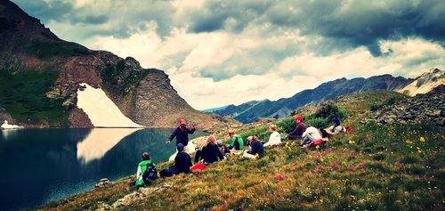 EXPERIENCE MOUNTAIN SCIENCE PROGRAM (xMSP)