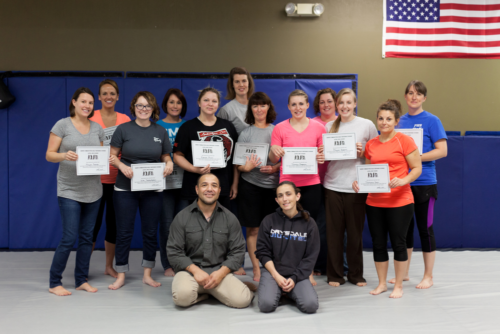 Self Defense Course Self Defense Courses at