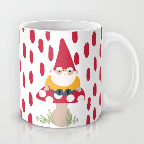 ThePaperGnome Mug by ThePaperGnome