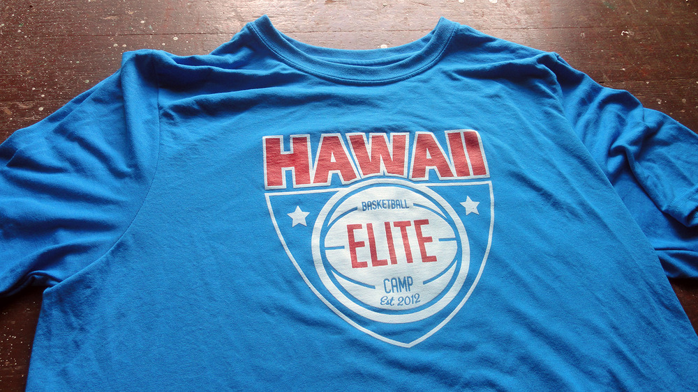Custom Shirts for Basketball Honolulu, Hawaii