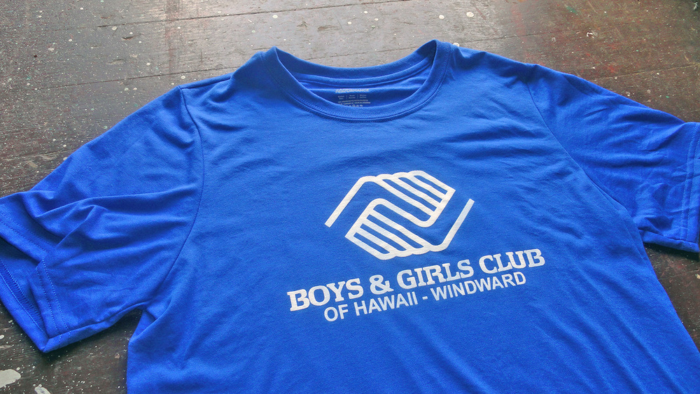 Boys and Girls Club TShirt Honolulu, Hawaii