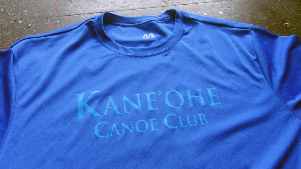 club tshirts Honolulu, Hawaii