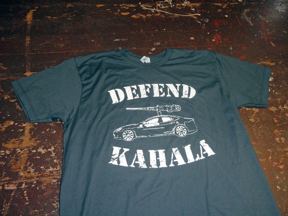 Custom Shirts, Custom Screen Printing Honolulu Hawaii