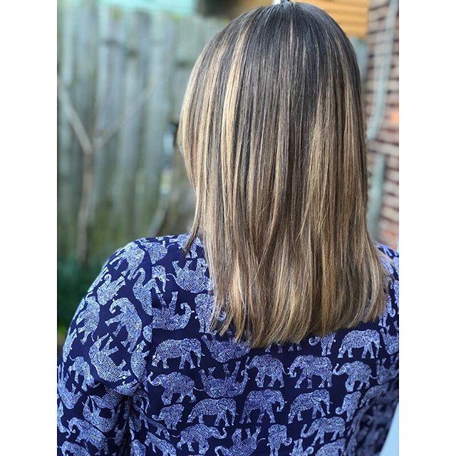 Balayage from today!! I have some openings this week, come see me!!