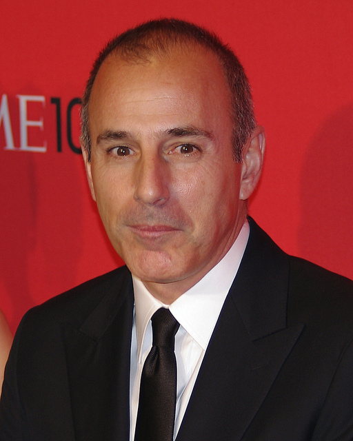 NBC Fires Matt Lauer for Sexual Harassment