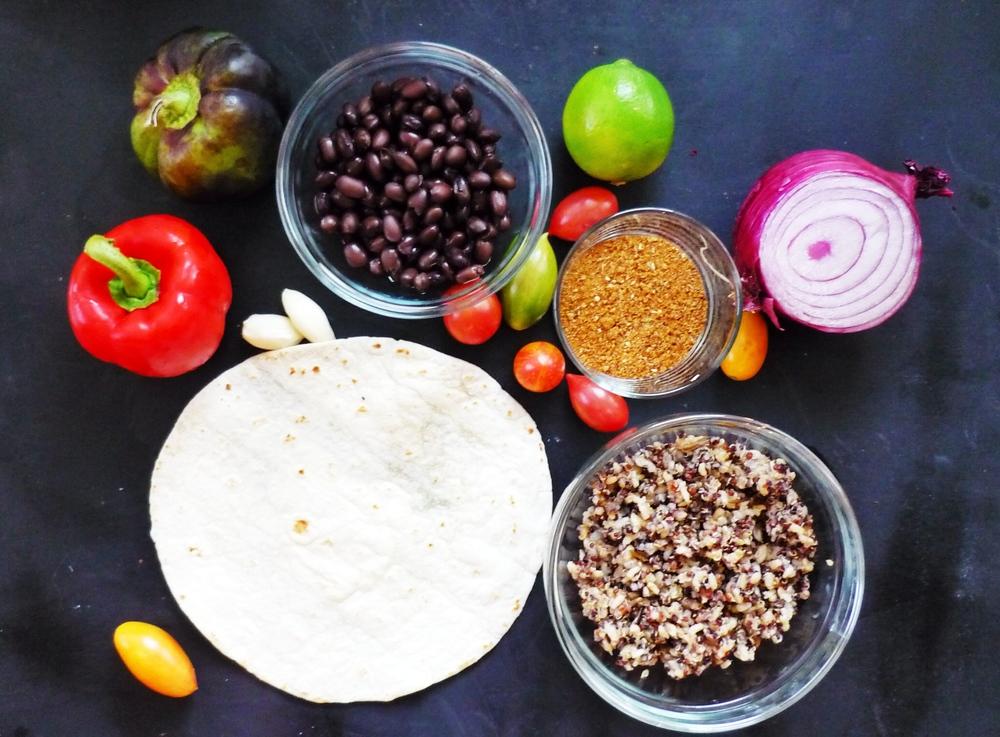 quesadillaingredients