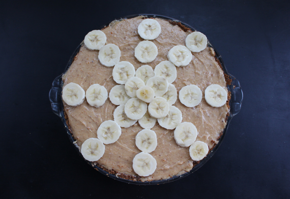 All of It - PB Banana Pie