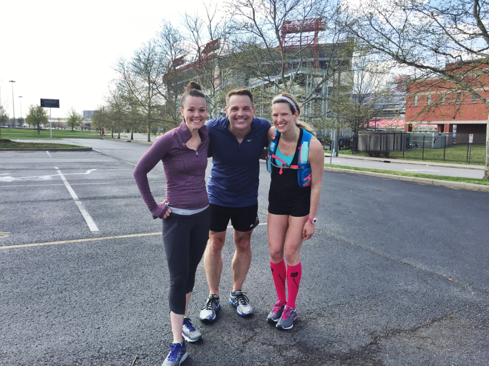 All of It - 22 miles & 8 Reasons You Should Train with a Group