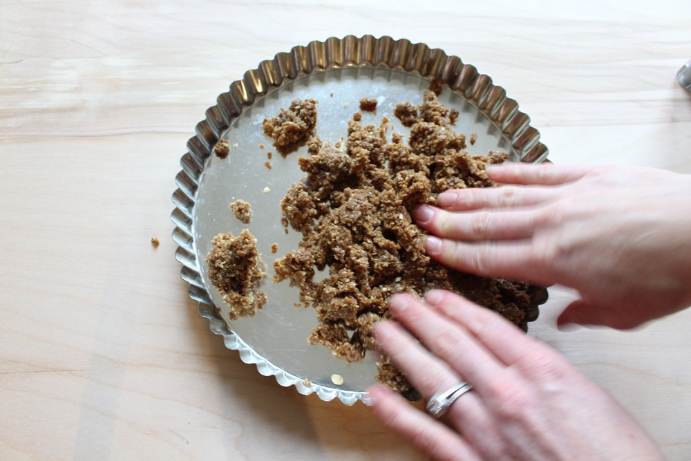 All of It - Cracklin' Oat Bran crust