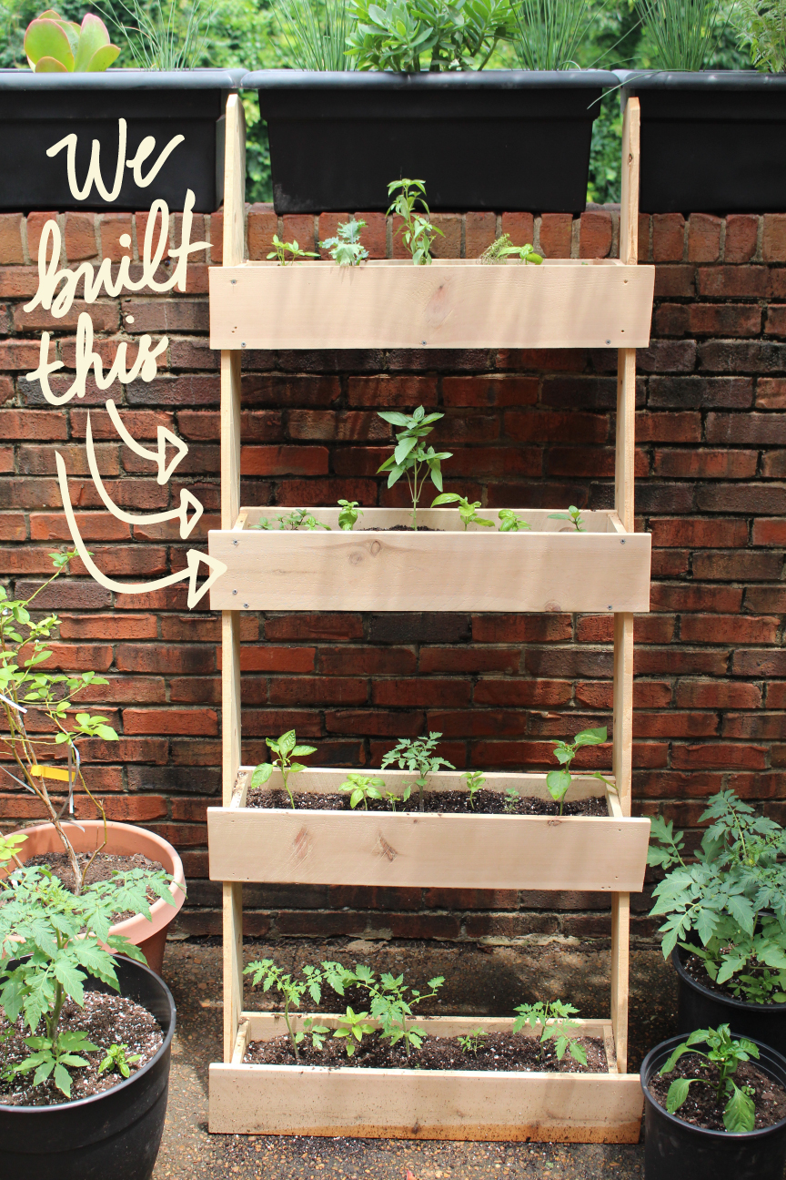All of It - Garden Planter Ladder