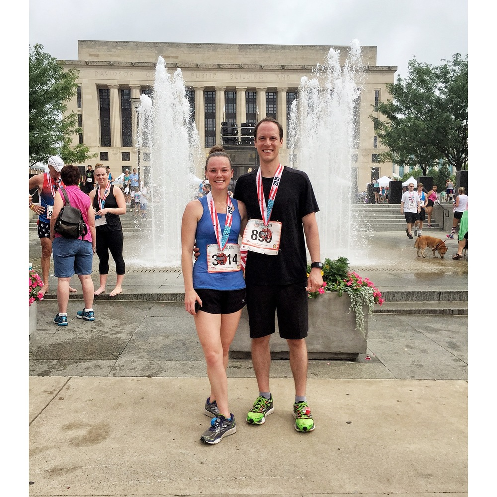All of It - 4th of July Music City 5K/10K