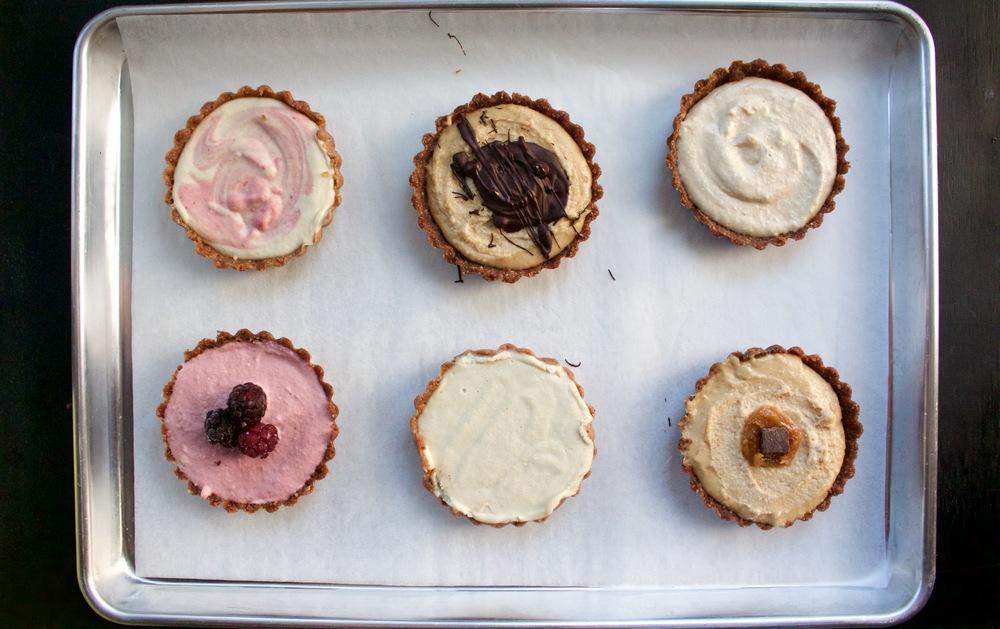 All of It - Vegan Cheesecake