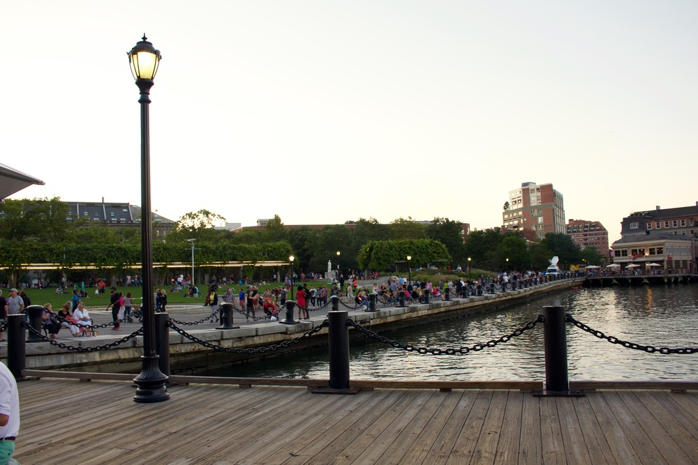All of It - Boston - Christopher Columbus Waterfront Park