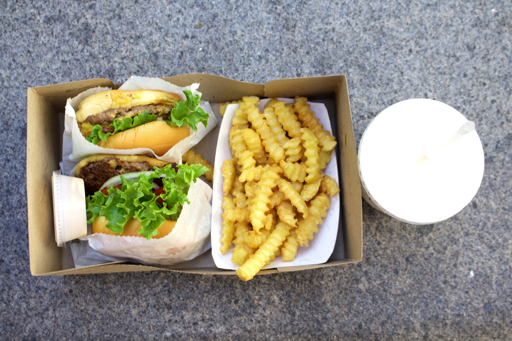All of It - NYC - Shake Shack