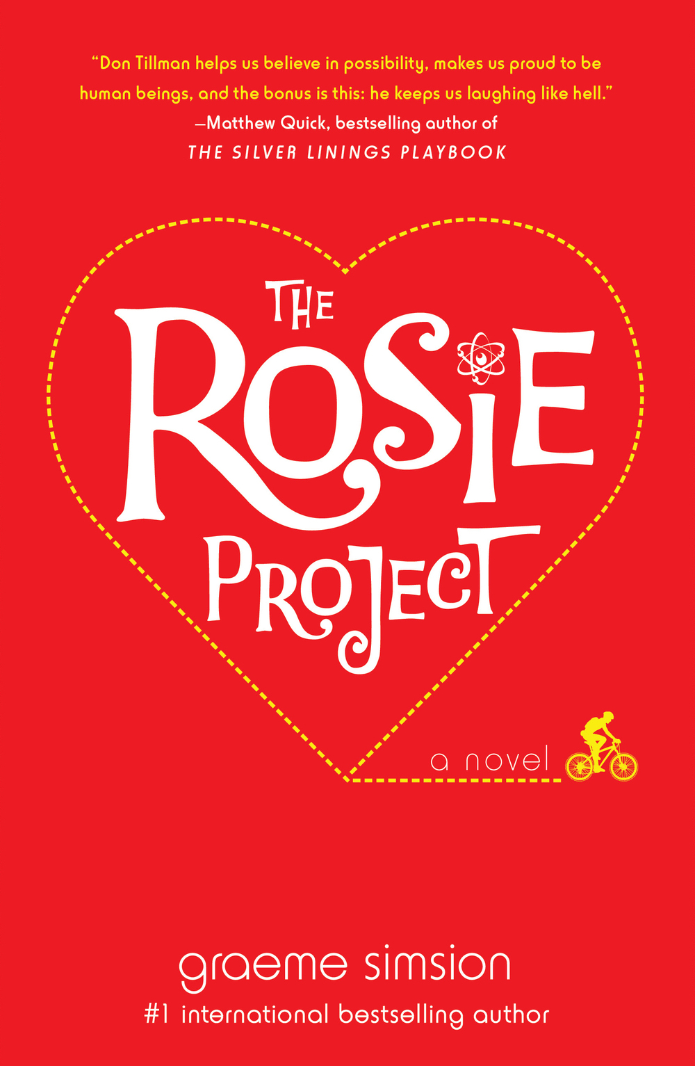 All of It - October Book Report - The Rosie Project