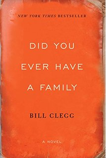 All of It - November 2015 Book Report - Did You Ever Have a Family?