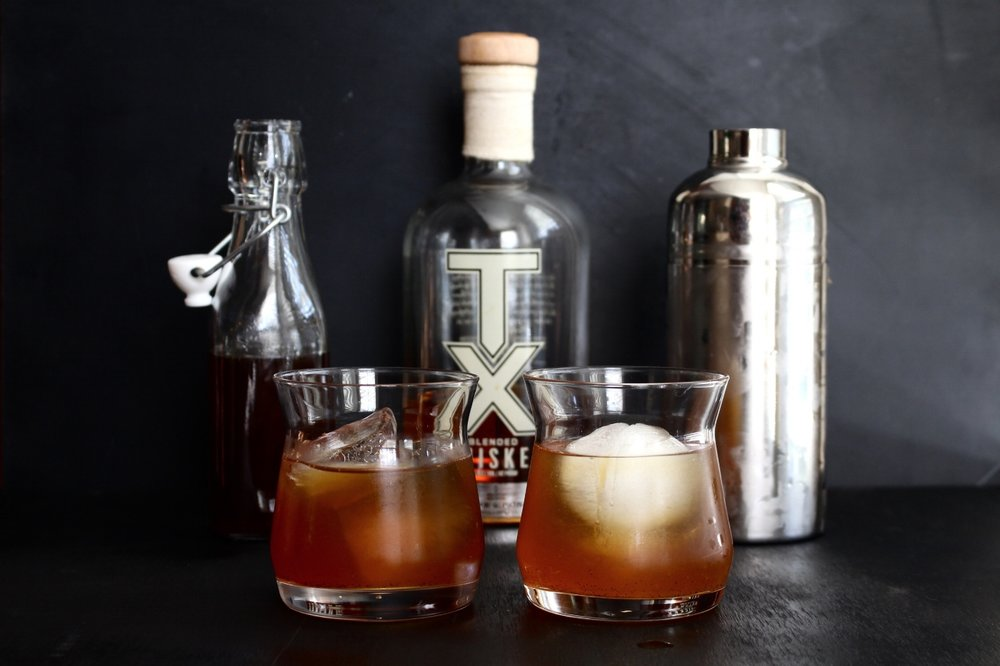 All of It - Flat Cap Cocktail - TX Whiskey