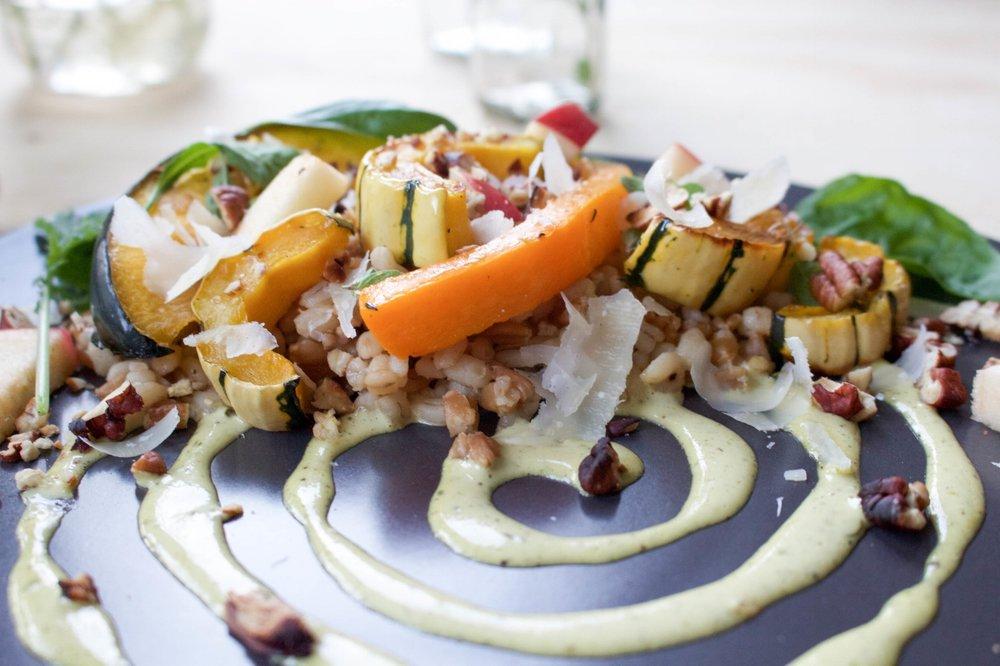 All of It - Autumn Vegetable Salad