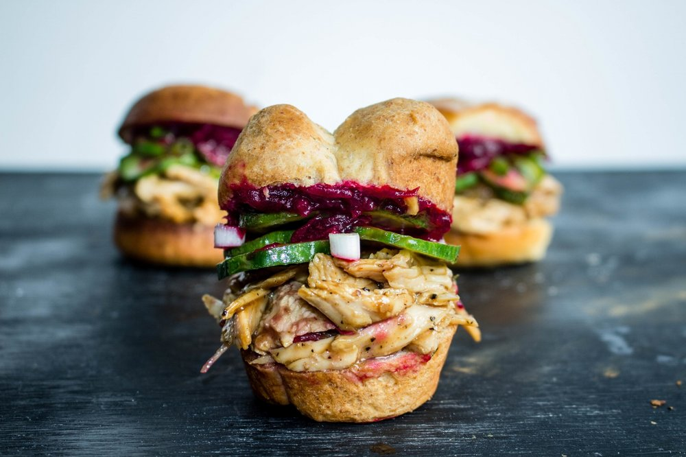 All of It - Thanksgiving Leftover Sliders