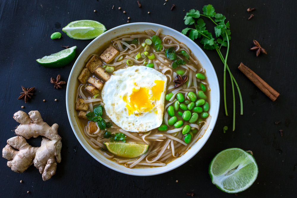 All of It - Vegetarian Pho Broth