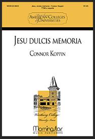 Jesu Dulcis Cover.jpg