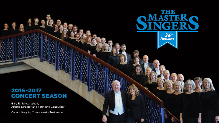 The Master Singers 2016-2017 Season.....